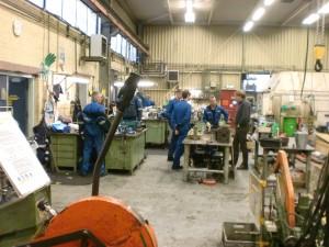 Fabrieksleven