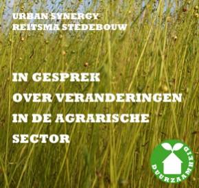In gesprek over veranderingen in de agrarische sector in Zeeuws-Vlaanderen