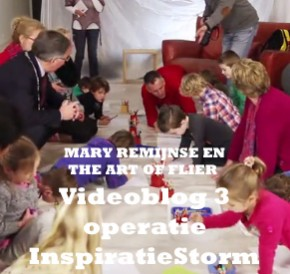 Videoblog 3 - operatie InspiratieStorm