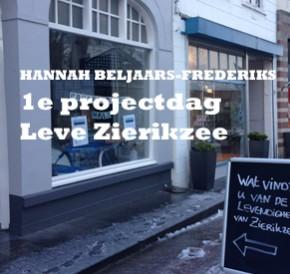 1e projectdag Leve Zierikzee