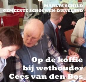 Op de koffie bij wethouder Cees van den Bos