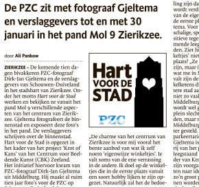 De PZC over Mol 9