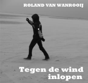 Tegen de wind inlopen.